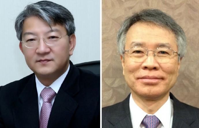 이상엽, 황규영 교수(왼쪽부터). - 미래창조과학부 제공